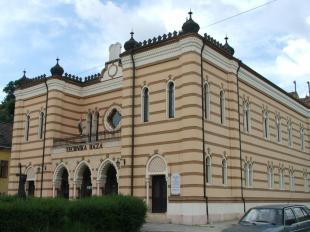 Technika Háza/Zsinagóga