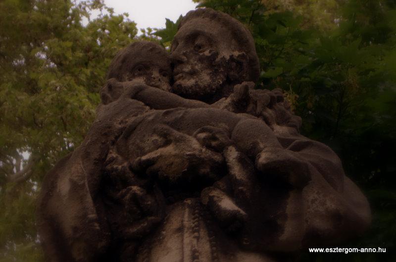 Fejtörő 2. :Pádovai Szt. Antal szobra