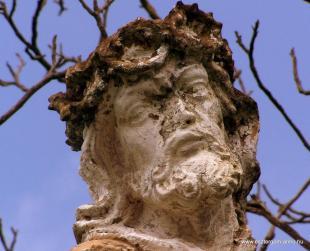 Fejtörő 3.: Az ülő Krisztus feje