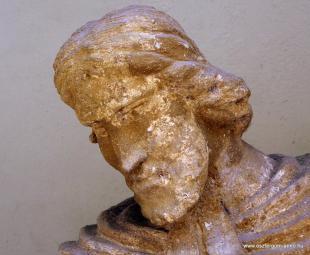 Fejtörő 5: Nepomuki  Szent János szobra