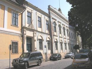 Szent Imre Reálgimnázium - ma a KEMÖ levéltára