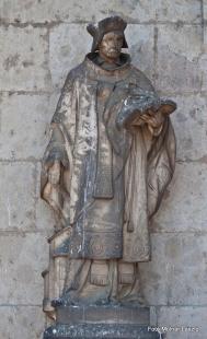 Fejtörő 14:Telegdi Csanád szobra