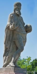Fejtörő 25: Szent István szobra