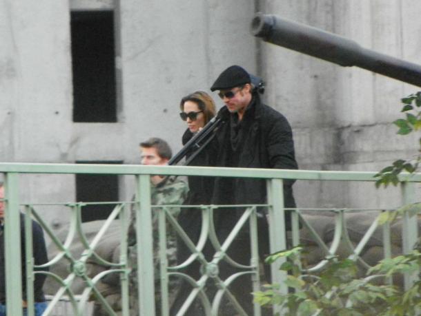 Jolie + Pitt