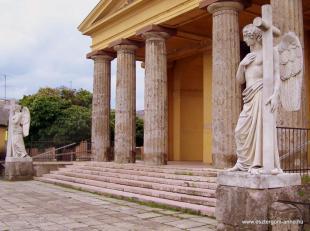 Fejtörő 23 és 27: Angyal szobrok