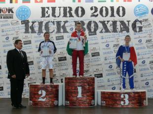 Molnár Mónika Európa bajnok
