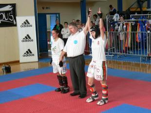 Győztes Molnár Mónika