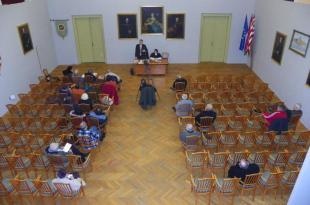 2010-12-20 Bánhidy Vajk lakossági fóruma