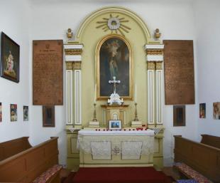 2011-02-26 Szenttamási kápolna belülről (Idegenvezetői Világnap)