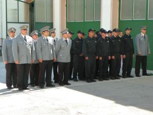 2011-05-05 Szent Flórián-napi ünnepség a Tűzoltóságon