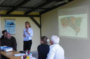 2011-05-12 Az Északi városrész rendezési tervének egyeztetése a lakossággal