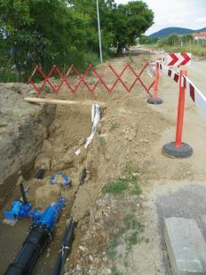 2011-06-14 Közműfejlesztés Kettőspince felé