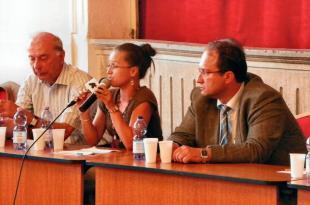 2011-06-27 Szathmáry Tibor a Lokálpatrióták szakmai fórumán