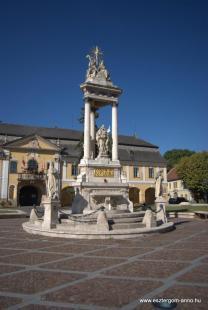 Fejtörő 67: Szentháromság-szobor