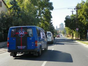 2011-09-30 Nem okozott fennakadást a HVIM blokádja