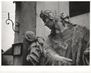 Kálvária. Esztergom, Szent Tamás hegy, 1984. március