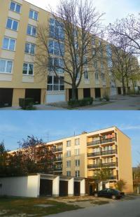 2011-11-06 Kevés az ilyen felújított társasház Esztergomban