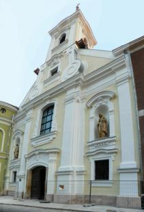 2011-11-11 Befejeződött a Zárdatemplom homlokzatfelújítása