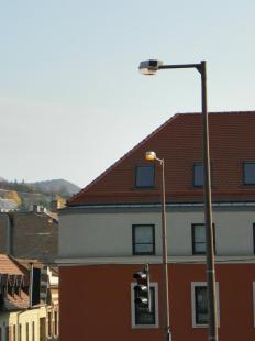 2011-11-11 Nem csak, hogy nem kapcsolták le a közvilágítást, de már nappal is működik