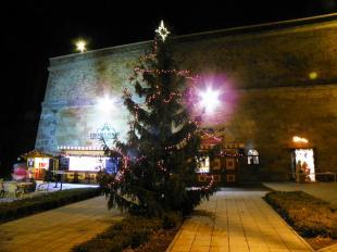 2011-12-11 Adventi hangulat a Szent István téren