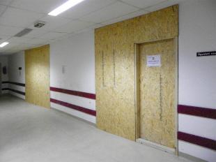 2012-02-20 Már zajlik a sürgősségi osztály kiépítése