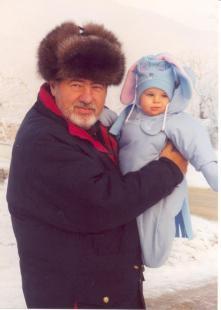 Ernő bácsi unokázik - 2001.12.15.