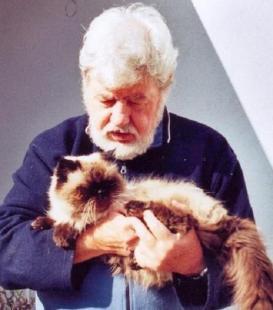 Töfi macskával - 2009.04.21.