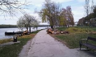 2012-04-02 Tájkép az Erzsébet-parkban