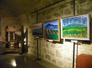 2012-05-20 Dékány Tibor kiállítása a Prímás Pincében