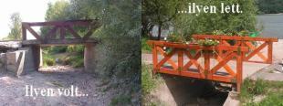 2012-07-15 Új híd a Csenke-patakon