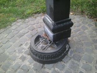 2012-10-13 Vessetek rá egy utolsó piilantást, mert napokon belül lába kél a díszkútnak
