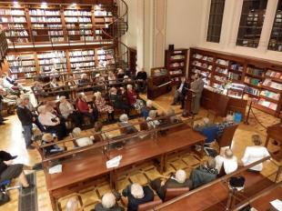 2012-11-25 A Feiglerek c. könyv bemutatója
