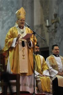 2013-01-01 Ünnepi szentmise a bazilikában