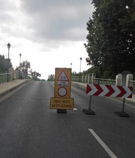 2013-06-04 Tabán híd lezárva