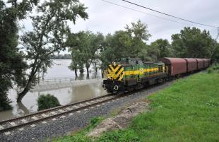 Közlekedés Esztergom és Almásfüzitő között (MTI)