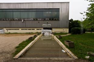 Sportcsarnok (Fotó: Bejó)