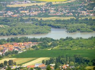A Duna és a Garam találkozása