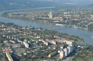 Párkány és Esztergom (Fotó: Futó Vivien)