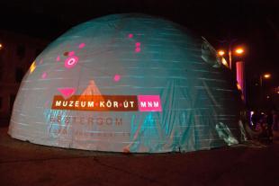 Megnyitotta kapuit a Múzeum-kör-út.