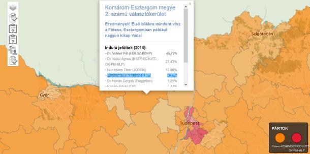A 2014-es országgyűlési választások eredménye