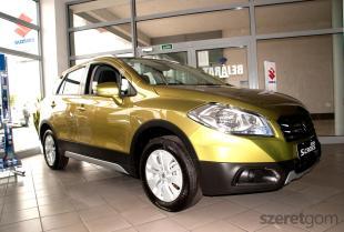 Az Új Suzuki-márkakereskedés megnyitója
