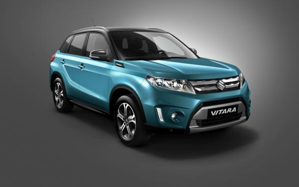 A Párizsi Autószalonon mutatkozik be az új Suzuki Vitara - videó
