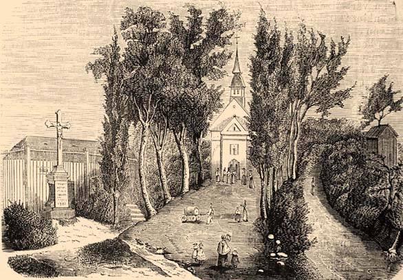 Megújuló stációk és kápolnák