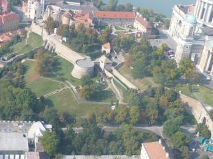 Esztergom-Dunakanyar látképek Endrédi Józseftől