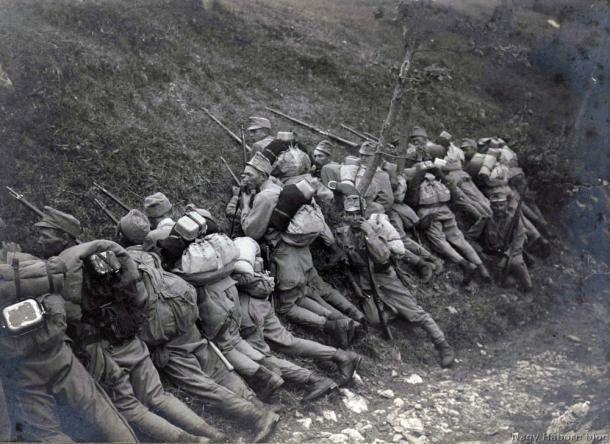 Akik jártak Doberdónál - Emlékezés a 100 éve kitört első világháborúra a párkányi moziban