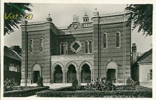 Zsinagóga, archív