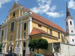 Ferencesek temploma