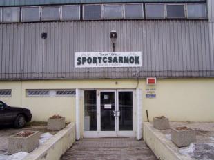 Pézsa Tibor Sportcsarnok