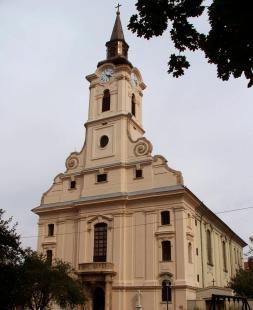 Belvárosi templom