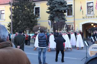 225 éve járt Esztergomban a Szent Korona